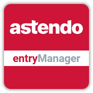 Icon des astendo entryManagers